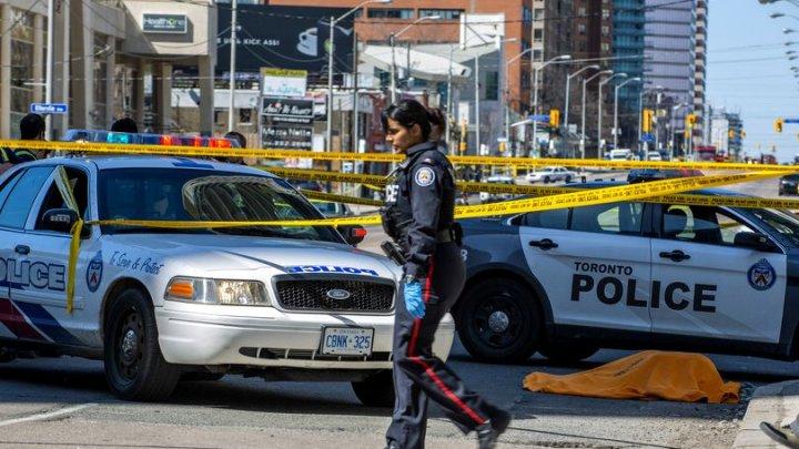 ATAC ARMAT într-un oraş din Canada. Cel puțin patru persoane au fost ucise
