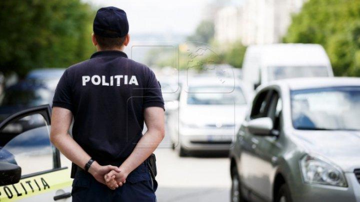 Un ofiţer de patrulare din Chişinău a ajutat o femeie aflată în travaliu. Cum s-a întâmplat