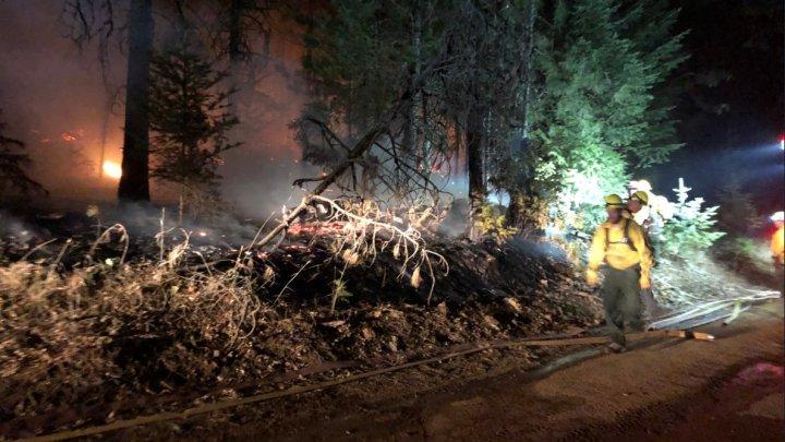 Încă un pompier şi-a pierdut viaţa în cel mai mare incendiu din istoria Californiei