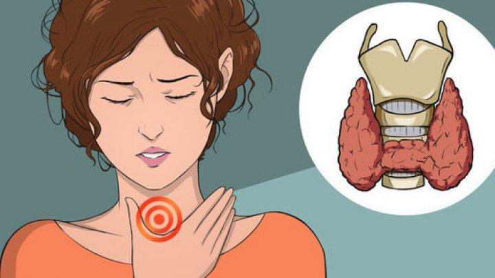 Este bine să știi! Cele 11 semne că ai probleme cu tiroida