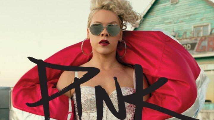 Cântăreaţa americană Pink va primi o stea pe Hollywood Walk of Fame