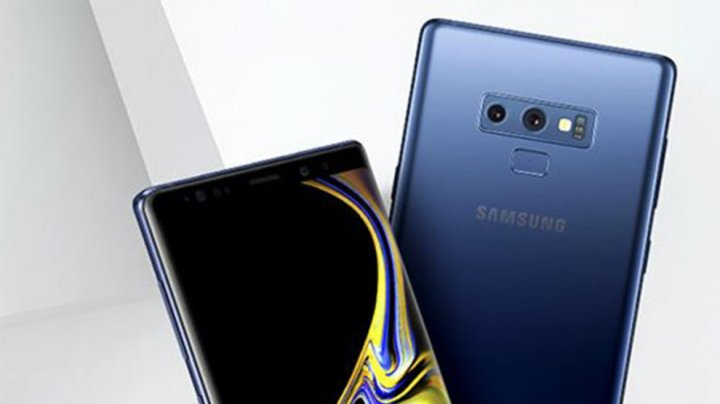 Samsung a prezentat GALAXY NOTE 9. Cum arată noul smartphone (VIDEO)