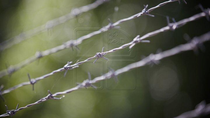 Tentativă eşuată la Penitenciarul din Brăneşti. Ce au depistat gardienii într-un pachet suspect (VIDEO)