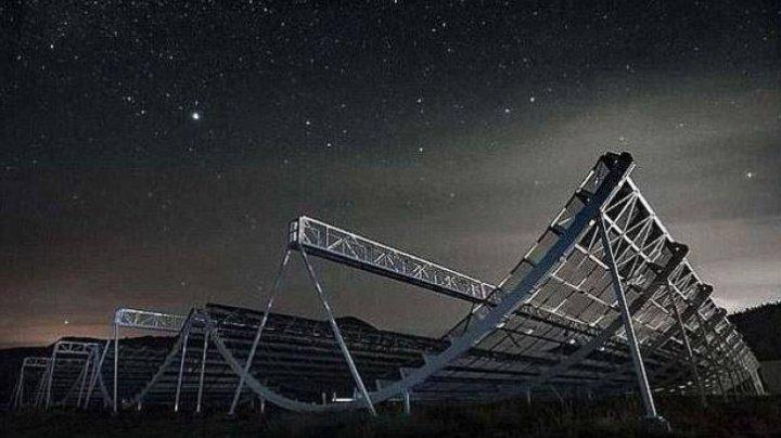 Un semnal misterios din spațiu a fost recepționat de cel mai puternic telescop din Canada