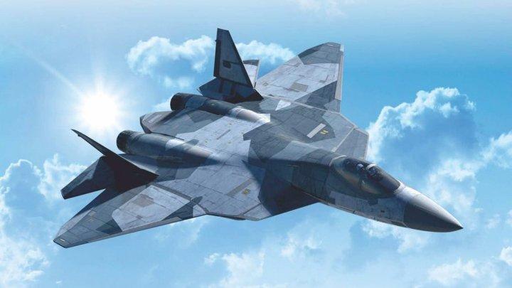 Rusia va semna până la finalul verii un contract pentru livrarea primului lot de avioane de tip SU-57