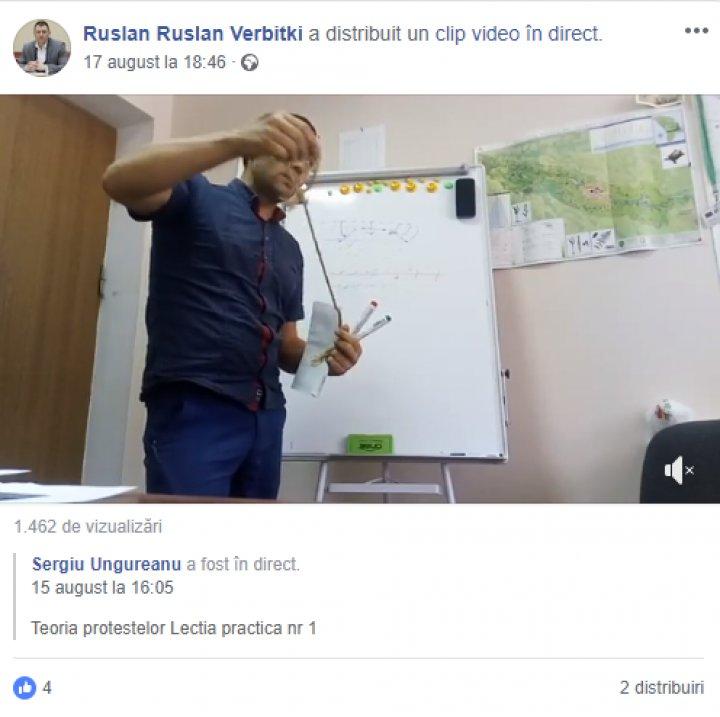 """Activist PPDA publică """"lecţii explicative"""" pentru protestatari despre cum să se bată cu poliţiştii (VIDEO)"""