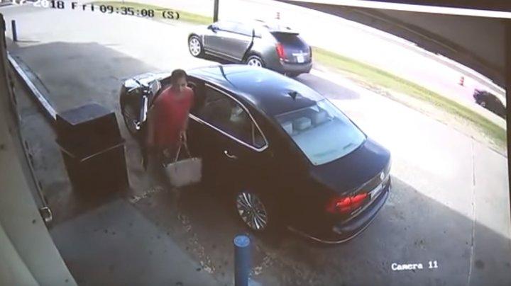 INCIDENT ŞOCANT în Texas. O femeie a fost bătută și călcată cu mașina pentru 75.000 de dolari (VIDEO)