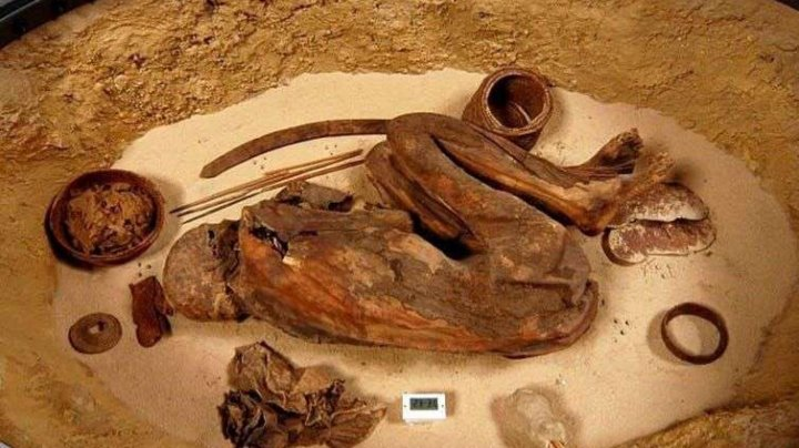 STUDIU: Egiptenii îmbălsămau mumii cu mult înainte de epoca Faraonilor