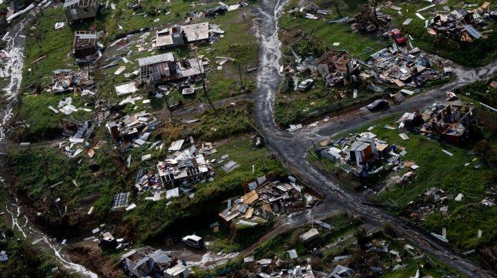 Puerto Rico: Bilanţul uraganului Maria a fost modificat la 1.427 de persoane