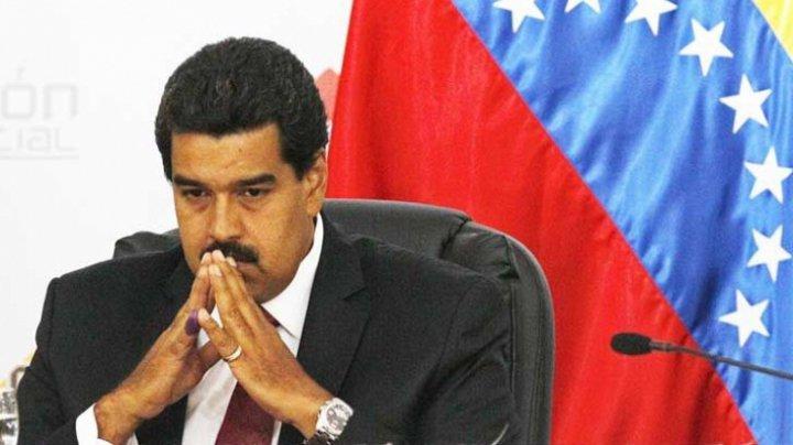 Preşedintele Venezuelei, ţinta unei tentative de asasinat. Momentul atacului (VIDEO)