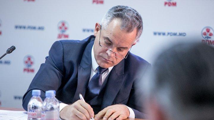 Vlad Plahotniuc despre Maia Sandu: A închis la întâmplare școlile și i-a pus în dificultate pe copiii din sate