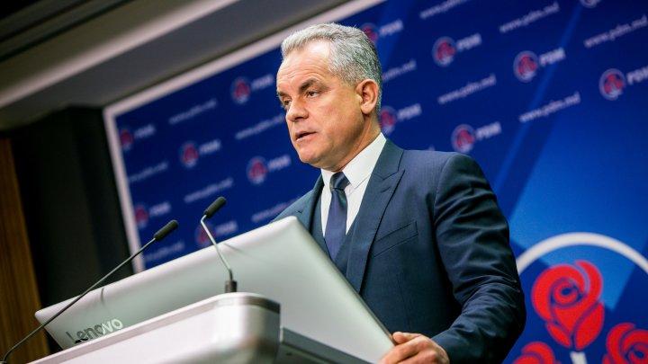 Vlad Plahotniuc: PDM rămâne un partid pro european. Punem accentul pe reforme, nu pe bani