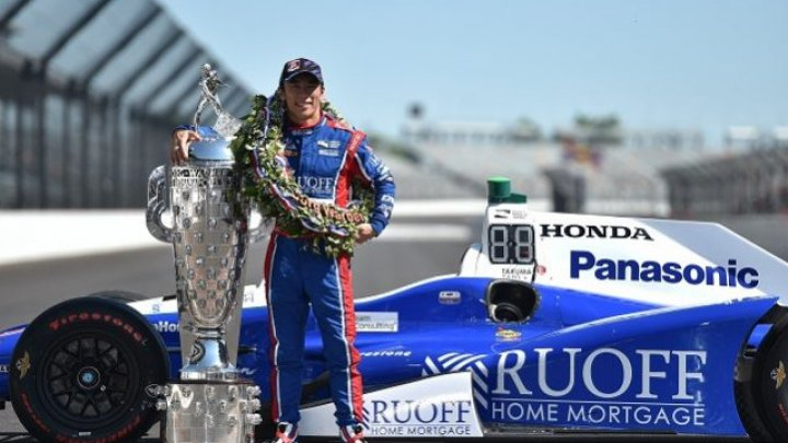IndyCar: Pilotul japonez Takuma Sato a câştigat Grand Prix-ul de la Portland
