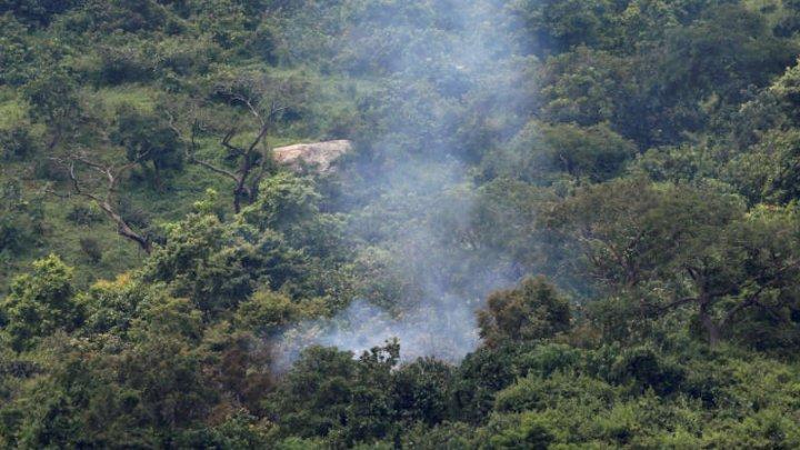 Două avioane de luptă au intrat în coliziune şi s-au prăbuşit în Nigeria
