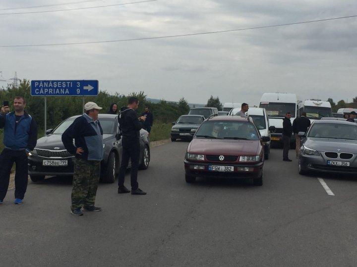 Președintele Igor Dodon, implicat într-un grav accident de circulație. Imaginile cu MOMENTUL ACCIDENTULUI