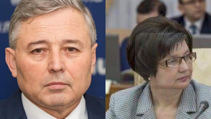 Ce vor face Liviu Volconovici şi Svetlana Cebotari după ce nu vor mai fi miniştri