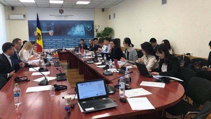 O nouă rundă de negocieri pe marginea Acordului de Liber Schimb dintre Moldova și China s-a încheiat cu succes
