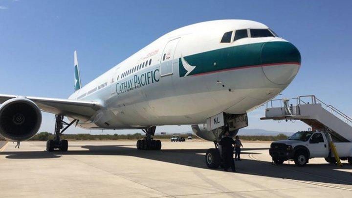 Primul avion 777 construit de Boeing care a stat în aer mai mult de 49 de mii de ore a ajuns exponată de muzeu. Unde poate fi văzut