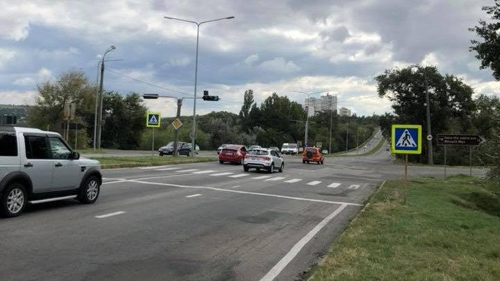 La intersecția străzilor Băcioii Noi și bd. Dacia vor fi instalate camere de monitorizare a traficului rutier