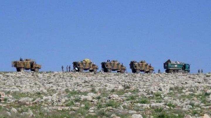 De ce Turcia a plasat trupe suplimentare în punctele sale de observaţie din Idlib