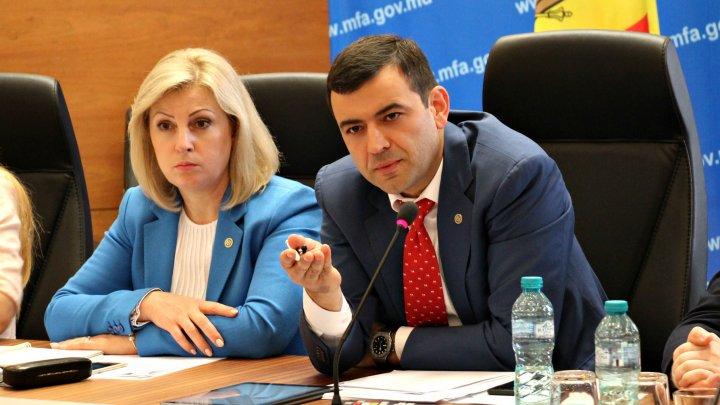 Chiril Gaburici: Solicit atașaților economici ai Moldovei peste hotare, rapoarte de analiză a situației din țările de reședință