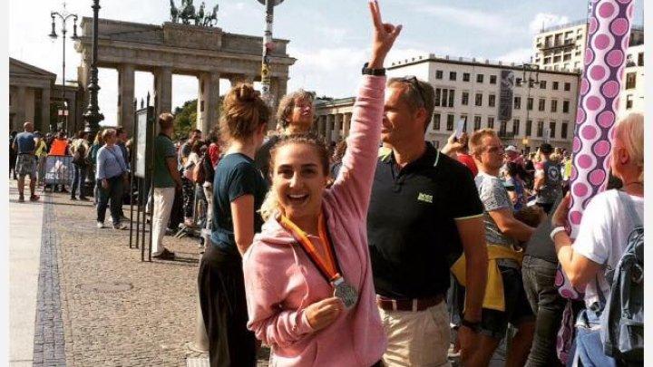 Performanţă remarcabilă. Ana Gancearuc a participat la prestigiosul maraton de la Berlin. Ce vis are atleta din Moldova