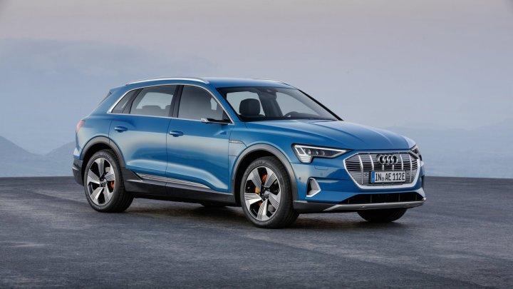Audi e-tron, primul model electric de serie al producătorului din Ingolstadt, a fost prezentat oficial (VIDEO)