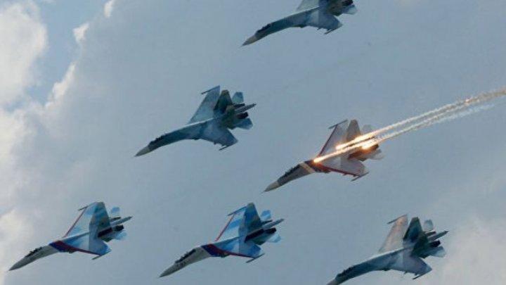 Exercițiu militar uriaș: Zeci de avioane şi nave ruseşti, în alertă pe Marea Neagră