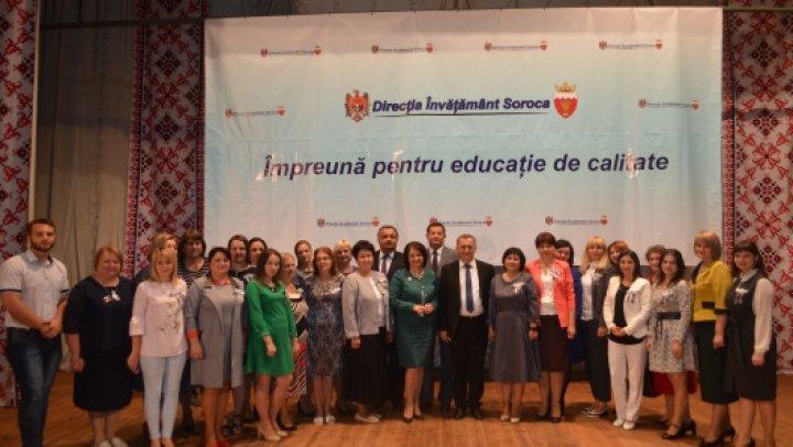 Babuc: Reformele inițiate de MECC au menirea de a facilita activitatea pedagogilor şi de a le îmbunătăți condițiile de muncă