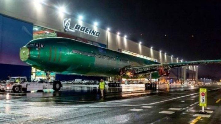 Cum arată cel mai mare avion de linie cu două motoare, Boeing 777X-9