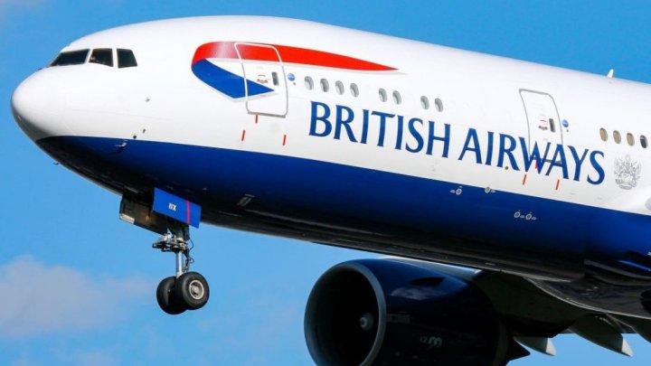 Sute de mii de clienţi ai British Airways, victimele hackerilor. Compania a promis despăgubiri