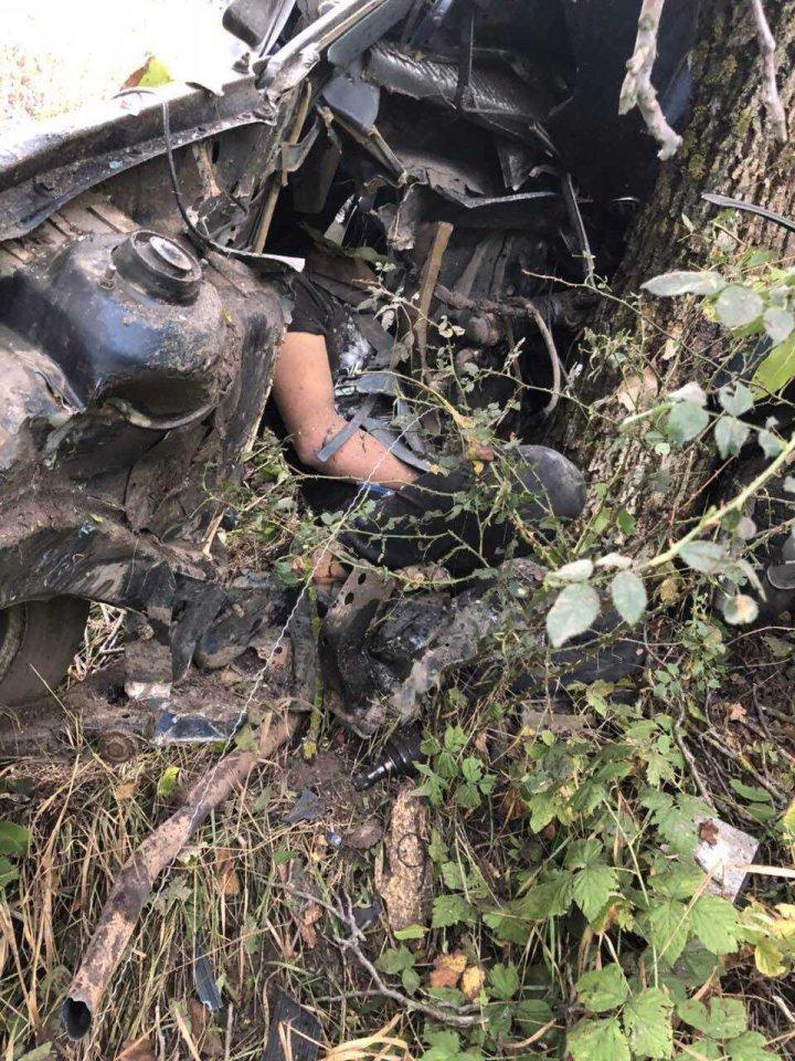 ACCIDENT TERIBIL în raionul Orhei: Patru persoane au murit