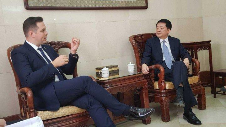 Academia Diplomatică a Chinei va semna un Memorandum de cooperare cu Institutul Diplomatic, recent creat de către MAEIE