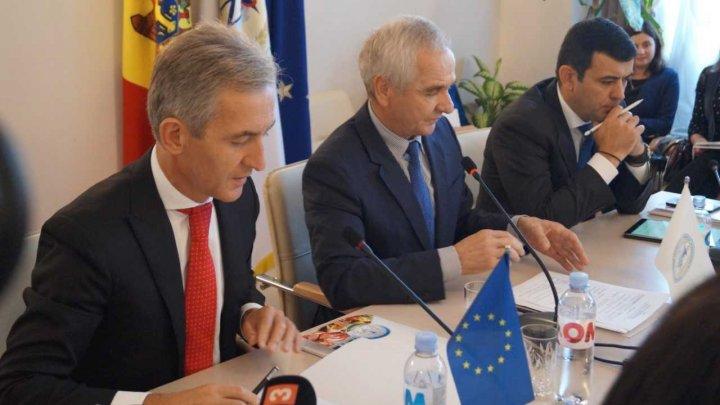 Viceprim-ministrul Iurie Leancă: Implementarea standartelor UE va contribui la creșterea calității produselor moldovenești