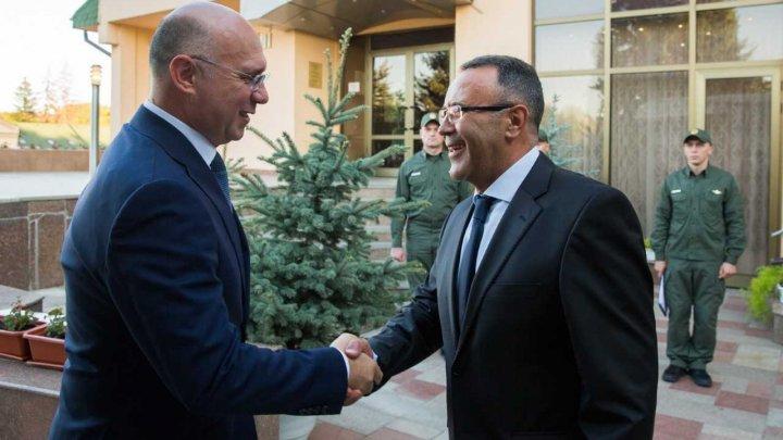 Premierul Pavel Filip a felicitat poporul ucrainean cu ocazia Zilei Naționale a Ucrainei