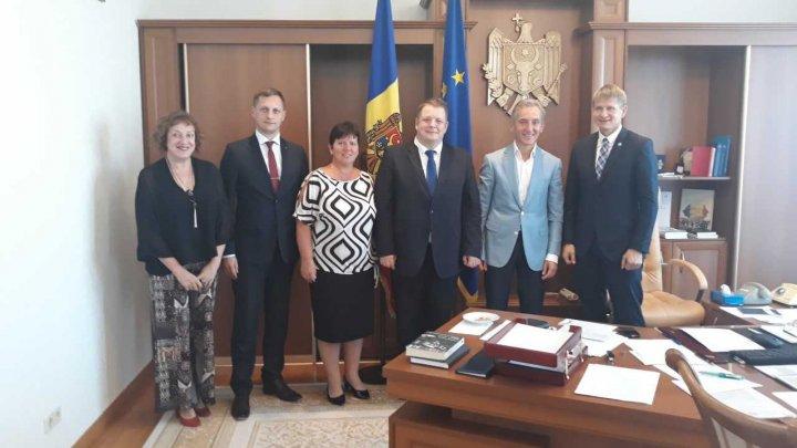 Iurie Leancă: Fără sprijinul UE nu vom reuși să reformăm cu succes justiția din Republica Moldova