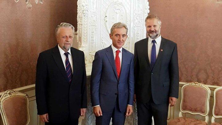 Iurie Leancă: Mizăm pe suportul Cehiei în apropierea Moldovei de Uniunea Europeană