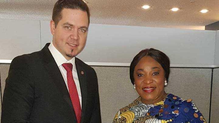 Ministrul Tudor Ulianovschi a discutat cu omologul din Ghana posibilitatea extinderii relațiilor bilaterale