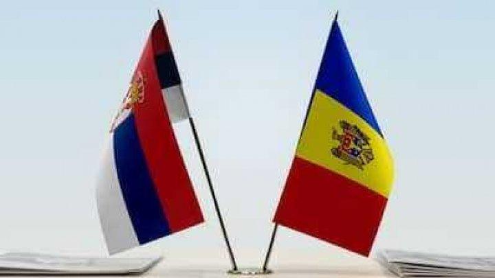 Cooperarea moldo-sârbă a fost discutată de Tudor Ulianovschi cu omologul său, Ivica Dačič