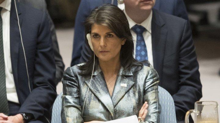 Ambasadorul SUA la ONU a avertizat Rusia şi Iranul că vor exista CONSECINŢE TERIBILE, dacă vor continua atacurile asupra Idlib