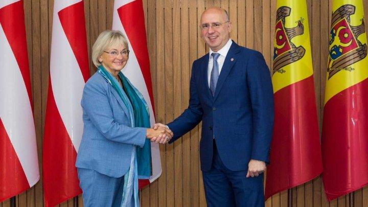 Danemarca susține parcursul european al Republicii Moldova