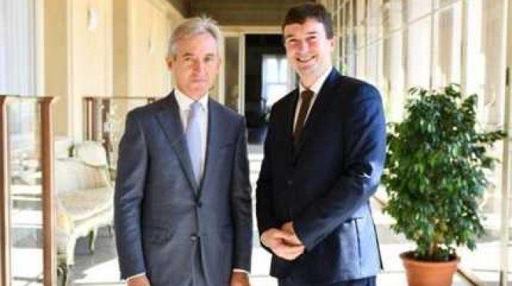 Viceprim-ministrul Iurie Leancă întreprinde o vizită de lucru în Republica Cehă