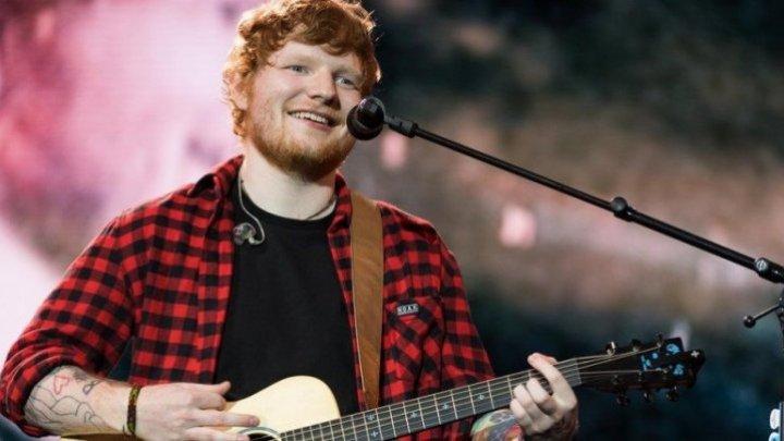 Cântăreţul britanic Ed Sheeran, primul headliner confirmat la Festivalul Sziget 2019