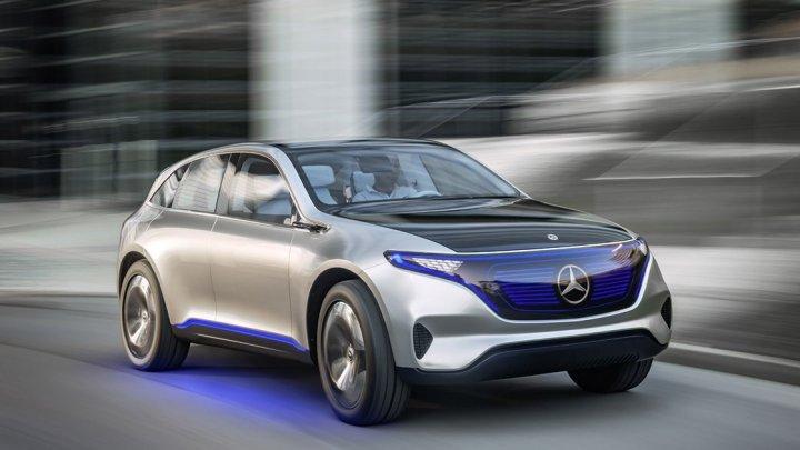 Mercedes-Benz lansează mâine primul model SUV electric