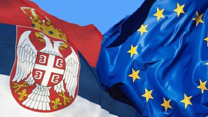 Condiţiile pe care trebuie să le îndeplinească Serbia pentru a adera la Uniunea Europeană