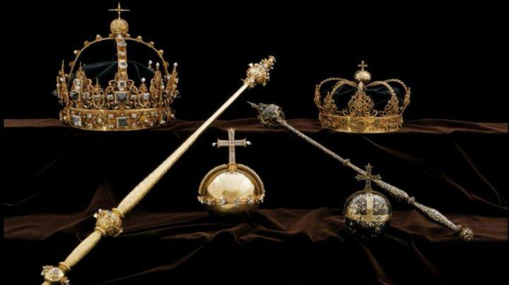 Procurorii suedezi au arestat o persoană suspectată de furtul bijuteriilor familiei regale