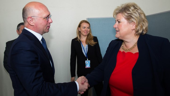 Producătorii din Moldova ar putea exporta fără taxe în Norvegia