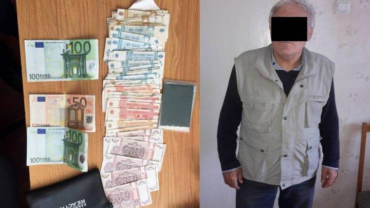 Un bărbat din Capitală, reținut pentru furtul unui portmoneu. Ce pedeapsă riscă acesta