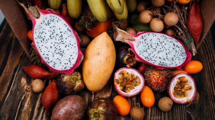 TREBUIE SĂ ŞTII. 5 super-fructe exotice și efectele lor benefice pentru sănătatea ta