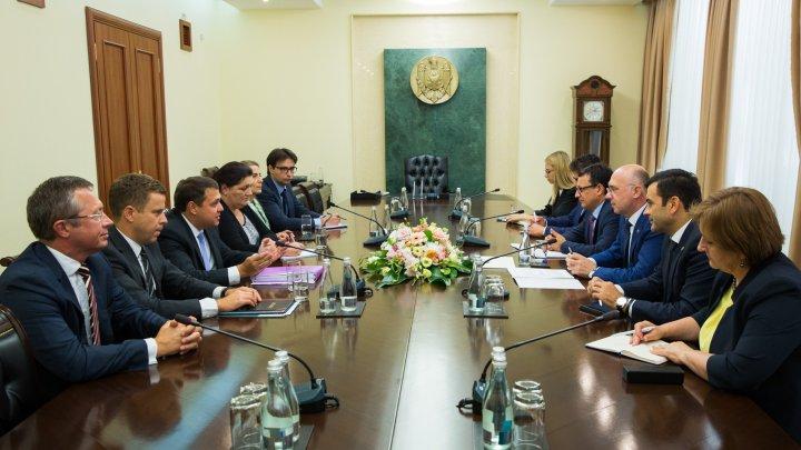 Echipa de experți FMI și-a încheiat vizita în Moldova: Vrem să fim partenerii voștri pentru a putea implementa reformele inițiate